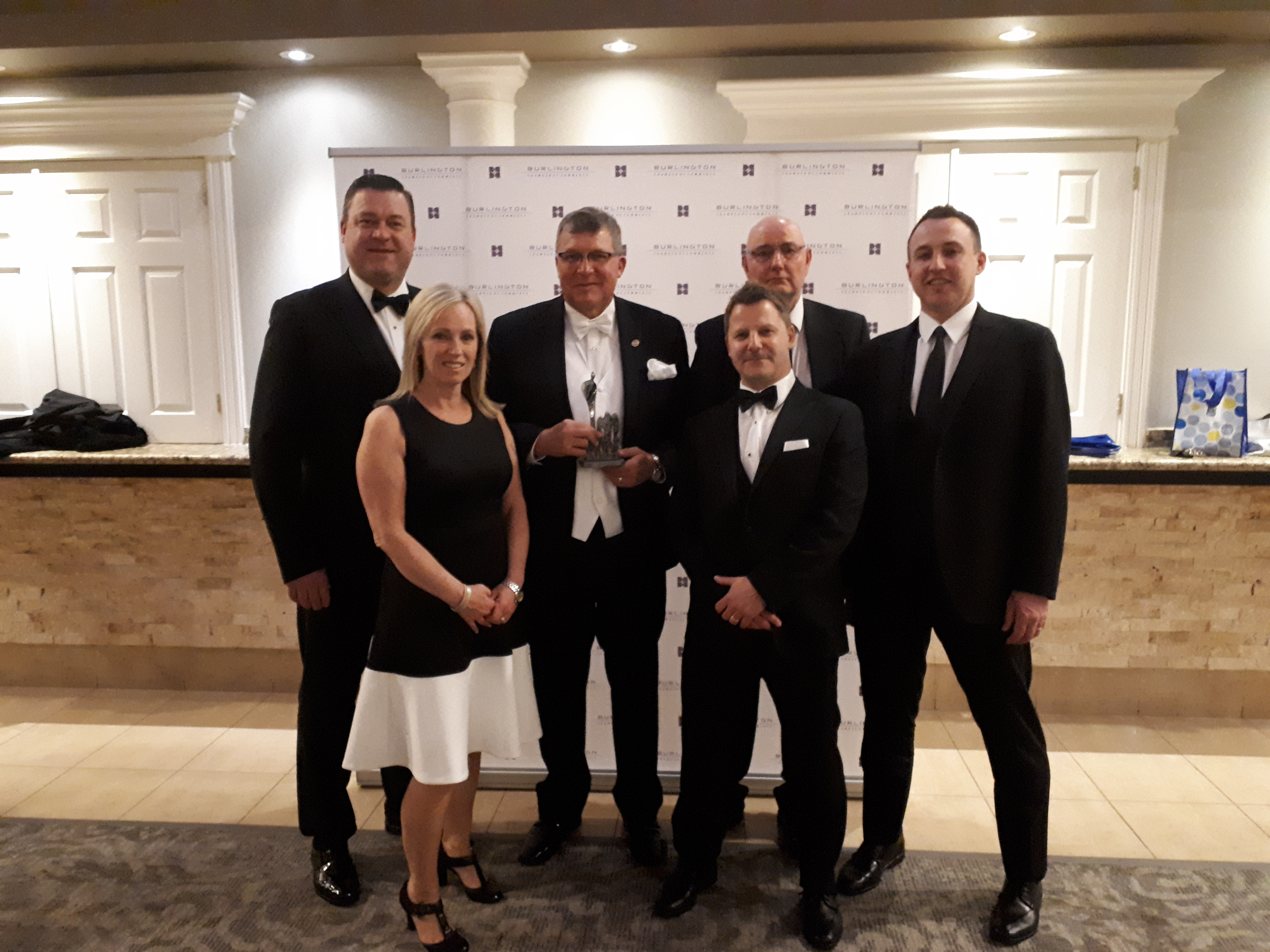 Taylor Moving and Storage Wins Business Excellence Award